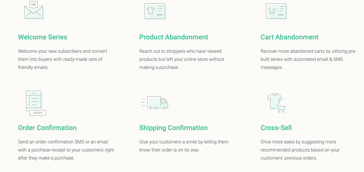 Ecommerce Automation Feature