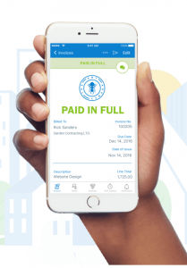 Mobile feature for invoicing -reviews by Tekpon