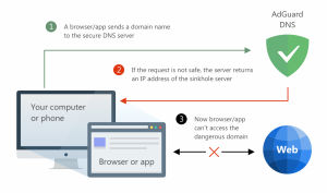 What is DNS review Tekpon