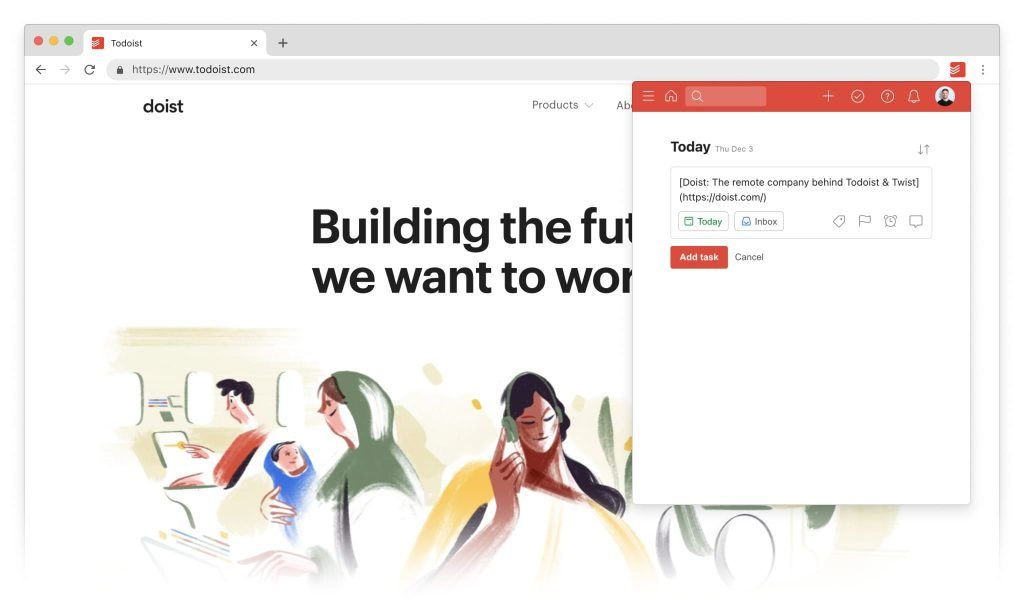 What is Todoist review Tekpon