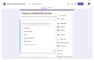 What is Google Forms - review by Tekpon