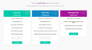 Salesloop pricing packages and location of where to enter coupon code -tekpon deals